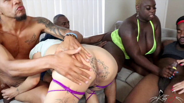 Impromptu sex