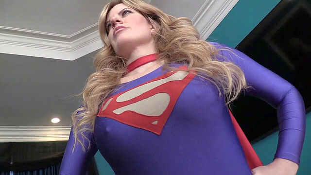 A kick on Supergirl PT five